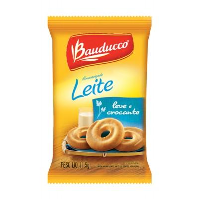 1026 - sachê biscoito leite Bauducco 400 x 11,8g