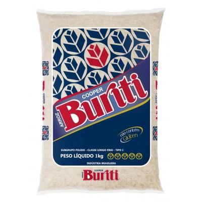 1028 - arroz branco Buriti 1kg