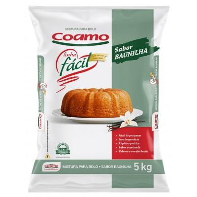 1090 - mistura para bolo de baunilha Coamo 5kg