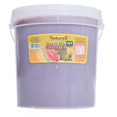 1094 - doce goiaba Naturell 4,8kg