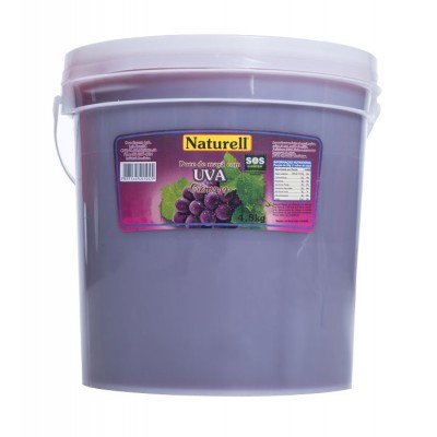 1098 - doce uva Naturell 4,8kg