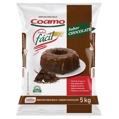 1111 - mistura para bolo de chocolate Coamo 5kg