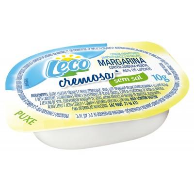 1170 - blister margarina sem sal Leco 192 x 10g