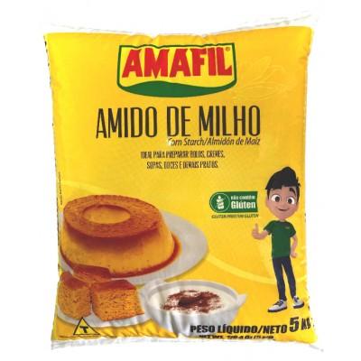 1204 - amido de milho Amafil 5kg