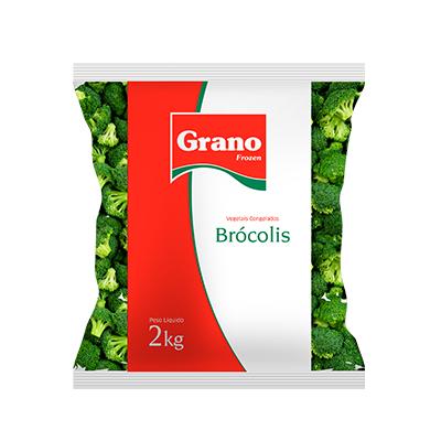 1221 - brócolis Grano 2kg