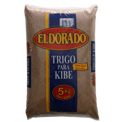1281 - trigo para kibe Eldorado 5kg