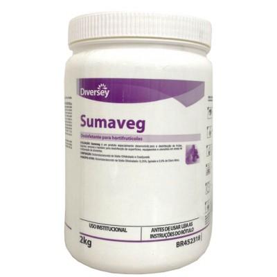 1292 - desinfetante para verduras Sumaveg 2kg