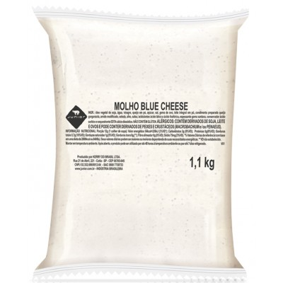 1302 - molho Blue Cheese Junior bag 1,1kg
