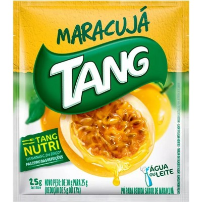 1446 - refresco maracujá Tang display 15un