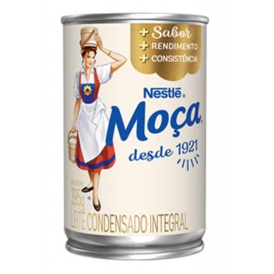 1505 - leite condensado moça Nestlé lata 395g