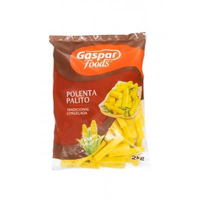 1510 - polenta congelada palito Gaspar Foods 2kg