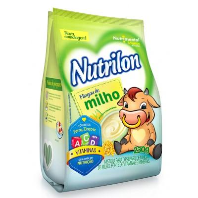1571 - Nutrilon milho Nutrimental pacote 230g