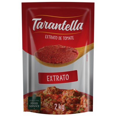 1626 - extrato tomate Tarantella bag 2kg