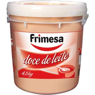 1672 - doce de leite Frimesa 4,8kg