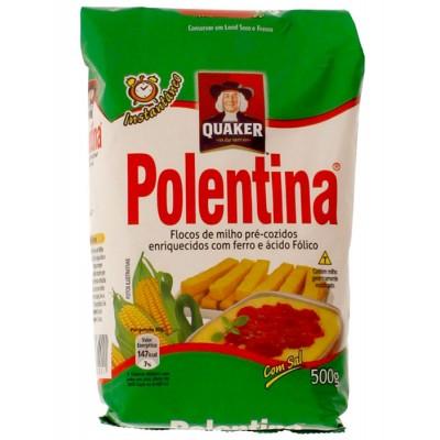 1676 - polentina Quaker 500g