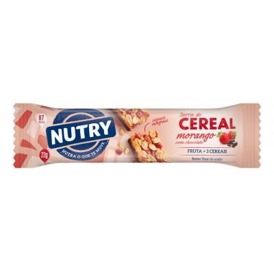 1700 - Nutry morango com chocolate 24 x 22g