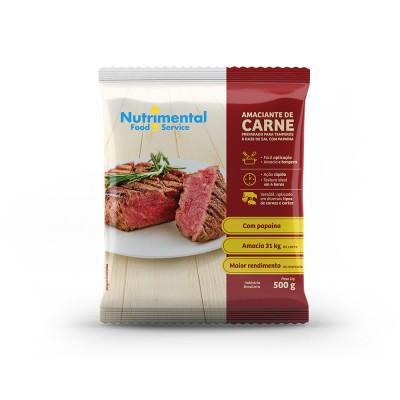 1722 - amaciante de carne Nutrimental 500g amacia 31kg