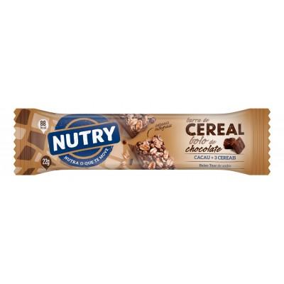1757 - Nutry bolo chocolate 24 x 22g