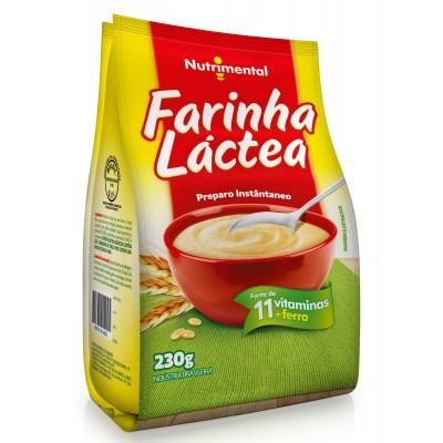 1759 - farinha Láctea Nutrimental pacote 210g