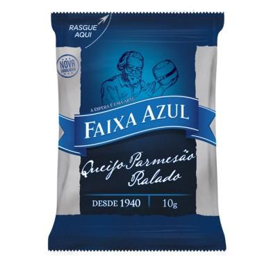 1776 - sachê queijo ralado parmesão Faixa Azul 100 x 10g