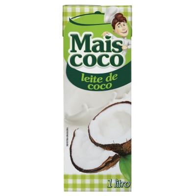1783 - leite coco 15% Mais Coco TP 1L