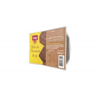 1804 - bolo de chocolate sem glúten Schär 200g