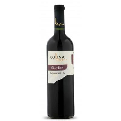 1834 - vinho tinto seco Collina 750ml