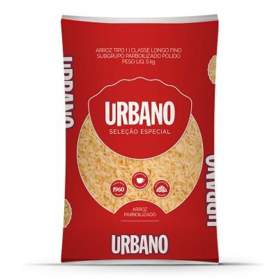 1917 - arroz parboilizado 5kg Urbano
