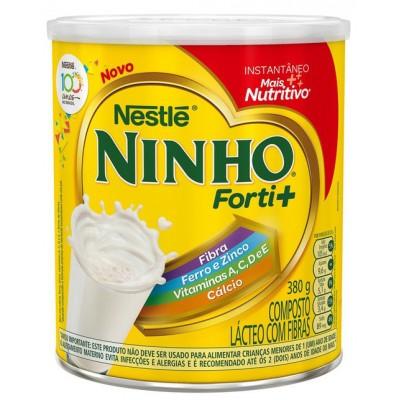1925 - leite pó integral instantâneo Ninho 380g