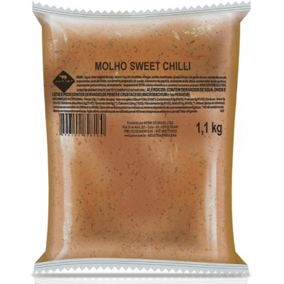 1967 - molho Sweet chilli Junior bag 1,1kg