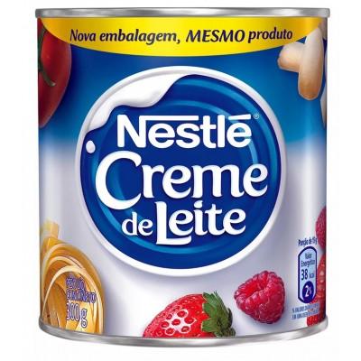 1974 - creme de leite Nestlé lata 300g