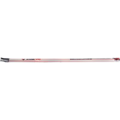 2057 - canudo flexivel 21cm x 6mm Strawplast 100un