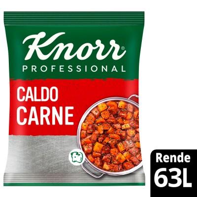 2064 - caldo de carne Knorr 1,01kg rende 63L