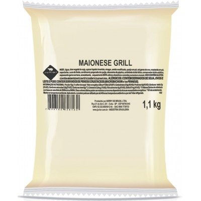 2071 - maionese Grill Junior bag 1,1kg