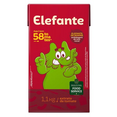 2080 - extrato tomate Elefante TP 1,1kg brix 16,5%