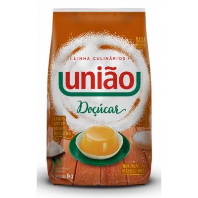 2118 - açúcar granulado União Doçúcar 1kg
