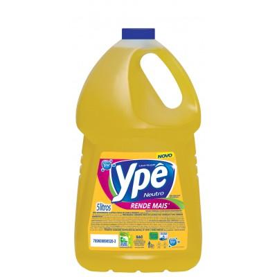 2130 - detergente neutro Ypê 5L