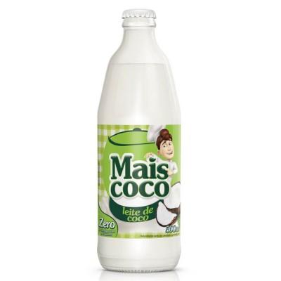 2138 - leite coco 15% Mais Coco garrafa 500ml