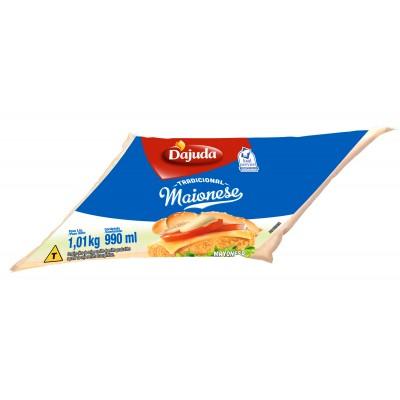 2142 - maionese D'ajuda bag 1,01kg 18% de lipídios