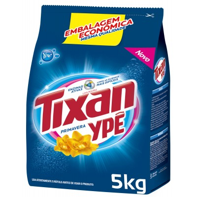 2195 - sabão extra pó Tixan pacote 5kg