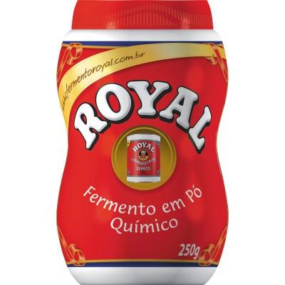 2204 - fermento químico Royal 250g