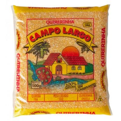 2282 - quirerinha (canjiquinha) amarela Campo Largo 500g