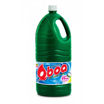 2323 - água sanitária Qboa 5L