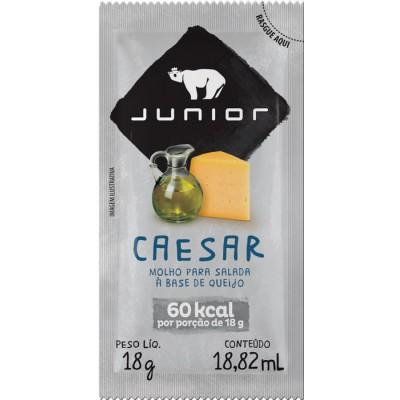2329 - sachê molho para salada caesar Junior 180 x 18g