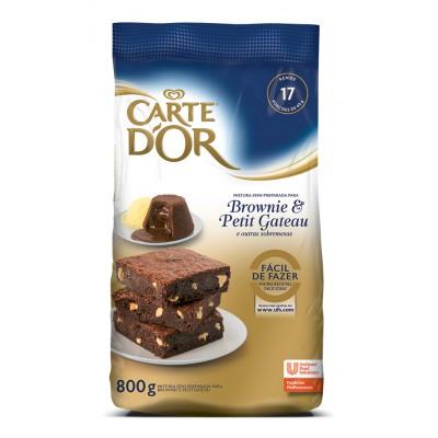 2353 - brownie e petit Gateau Carte 'Dor 800g