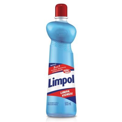 2371 - limpa vidros Limpol 500ml