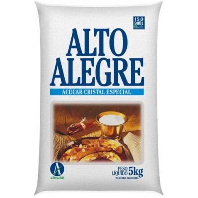 2395 - açúcar cristal 5kg Alto Alegre