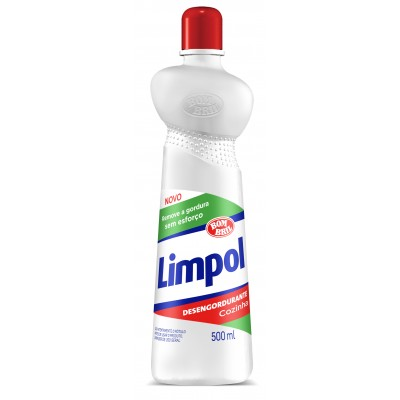 2549 - desengordurante Limpol Bombril 500ml