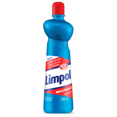 2550 - multiuso tradicional Limpol Bombril 500ml