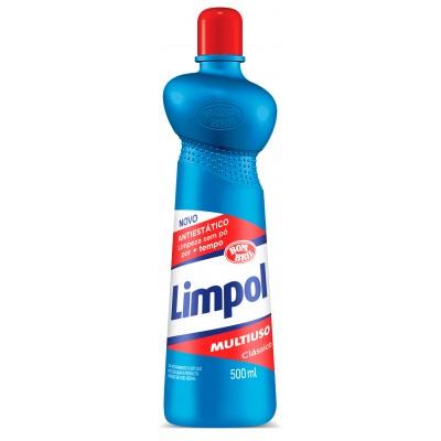 2550 - multiuso tradicional Limpol Bombril 500ml